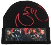 Star Wars Peruvian Hat - Black/Red One Size