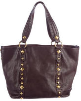 Michael Kors Studded Leather Tote