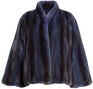 Zac Posen For The Fur Salon Mink Jacket