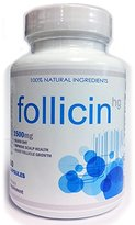 Follicin HG | DHT Blocker for Men and Women | Natural Hair Regrowth Treatment