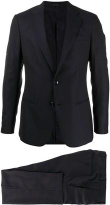 Giorgio Armani Textured Two-Piece Suit