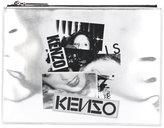 Kenzo Antonio Lopez clutch - women - Leather - One Size