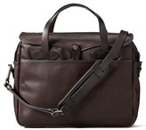 Filson Men's Weatherproof Leather Briefcase - Brown
