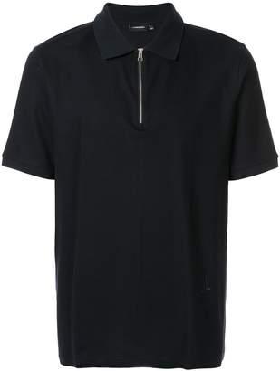 J. Lindeberg Fenton half-zip polo shirt