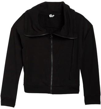 Z By Zella Short Stop Zip Up Jacket