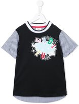 Fendi Fun T-shirt - kids - Cotton - 6 yrs