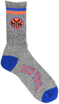 For Bare Feet New York Knicks Two Stripe Socks