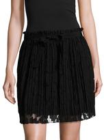 Paul & Joe Sister Dorothee Pleated A Line Skirt