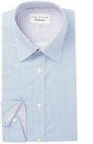 Ted Baker Ucello Trim Fit Dress Shirt