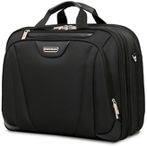 Wenger 17 Triple Compartment Briefcase Lite, Black