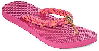 JCPenney Bungee Cord Thong Sandals