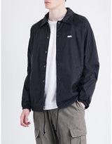 Obey Jumble lo-fi shell coach jacket