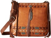 American West Mohican Melody All-Access Crossbody