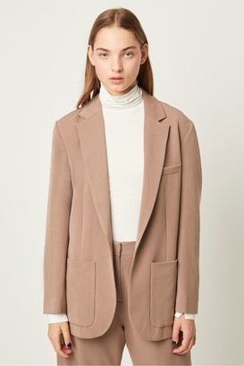 French Connection Amato Suiting Longline Blazer