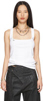 Thumbnail for your product : Jean Paul Gaultier SSENSE Exclusive White Les Marins Piercing Tank Top