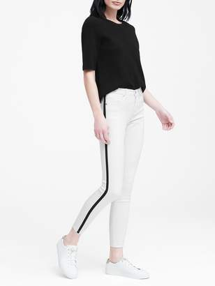 Banana Republic Mid-Rise Skinny Cropped Jean