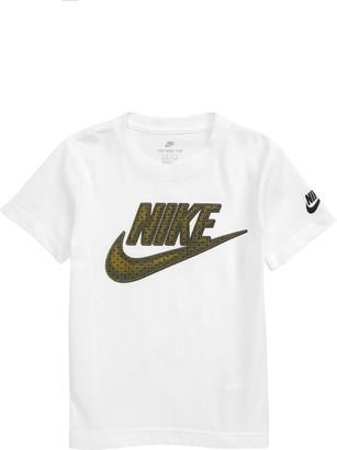 Nike Kids' Mesh Futura T-Shirt