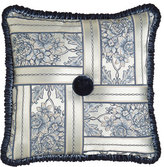 "Sweet Dreams Selena Pieced Pillow, 20""Sq."