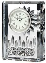 Waterford Lismore Lead Crystal Clock
