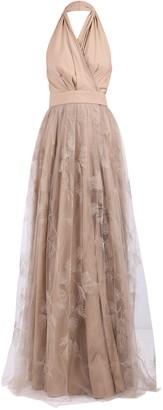 Brunello Cucinelli Tulle Maxi Dress