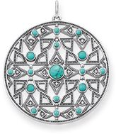 Thomas Sabo Diamond Mosaic Cut -out Amulet Pendant