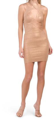 Bandage Mini Dress