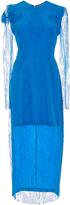 Preen by Thornton Bregazzi Amilna Lace Sleeved Dress