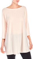 Eileen Fisher Boatneck Dolman Tunic