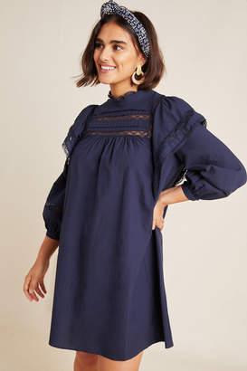 Anthropologie Fleetwood Tunic Dress