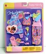 Happy Family Fashions Midge & Baby Barbie Midge & Baby Happy Family Fashions
