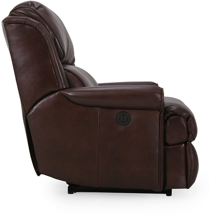 Sheridan Leather Power Recliner