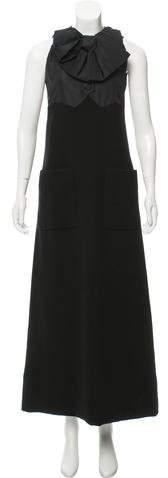 Geoffrey Beene Sleeveless Maxi Dress