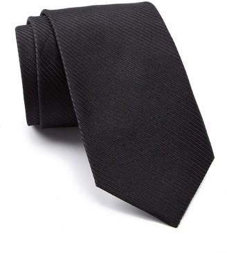 Calvin Klein King Cord II Tonal Stripe Tie