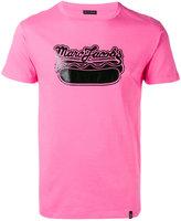 Marc Jacobs logo print T-shirt - men - Cotton - M