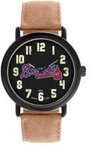 Game Time Men's Throwback Series MLB - Atlanta Braves Analog Watches