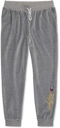 Tommy Hilfiger Adaptive Women Jogger Pants with One-Handed Drawstring