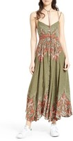 Free People Women's Be My Baby Maxi Dress