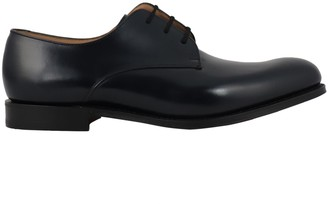 Church's Churchs Leather Laced Shoe