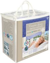 Protect A Bed Protect-A-Bed 4-pc. Deep-Pocket Complete Luxury Protection Kit