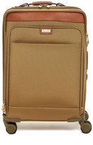 Hartmann Carry-On Expandable Nylon Spinner Case