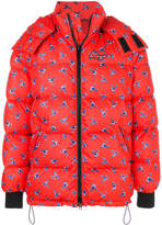 Kenzo May Flowers down jacket