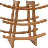 Lipper Wine Rack, Bamboo