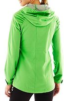 JCPenney XersionTM Full-Zip Hooded Technical Jacket