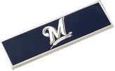 Cufflinks Inc. Men's Milwaukee Brewers Money Clip