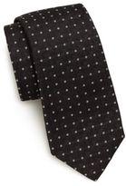 Ralph Lauren Micro-Square Silk Tie