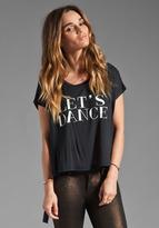 Let's Dance A Sem Tee