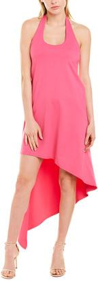 Susana Monaco Asymmetric A-Line Dress