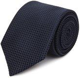 Reiss Illion - Mini Polka Dot Tie in Blue, Mens