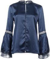 Jonathan Simkhai blouse with lace details