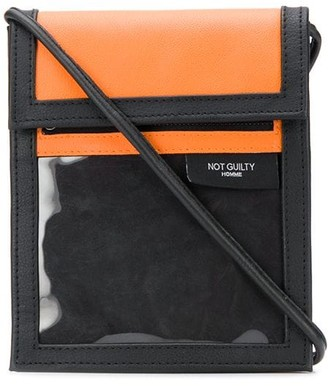Not Guilty Homme Touch Strap Crossbody Bag